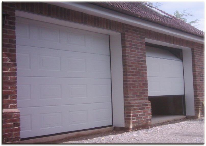 Commercial garage repair